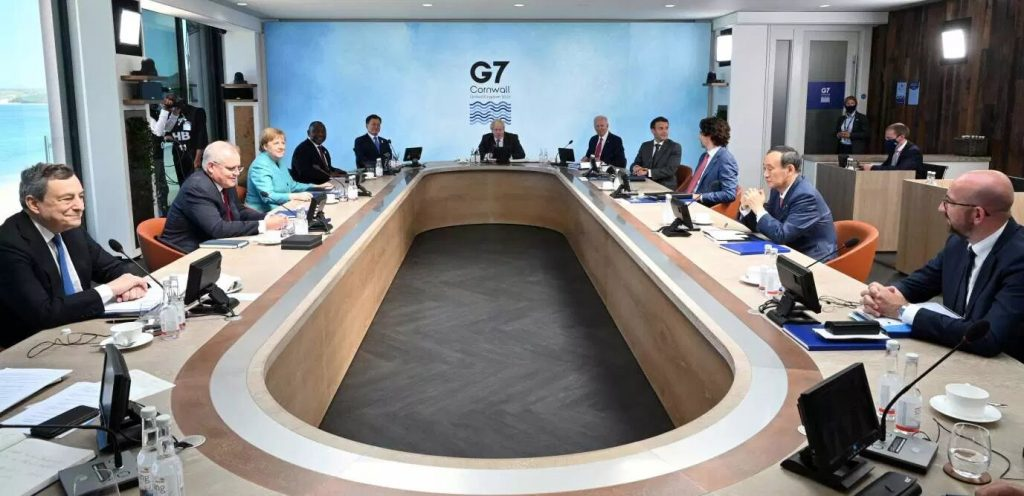 Le génocide du Tigré et l'apartheid vaccinal discutés au sommet du G7