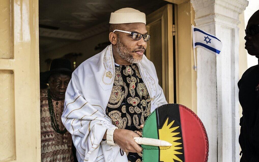 Nigéria : Arrestation du chef sécessionniste Nnamdi Kanu