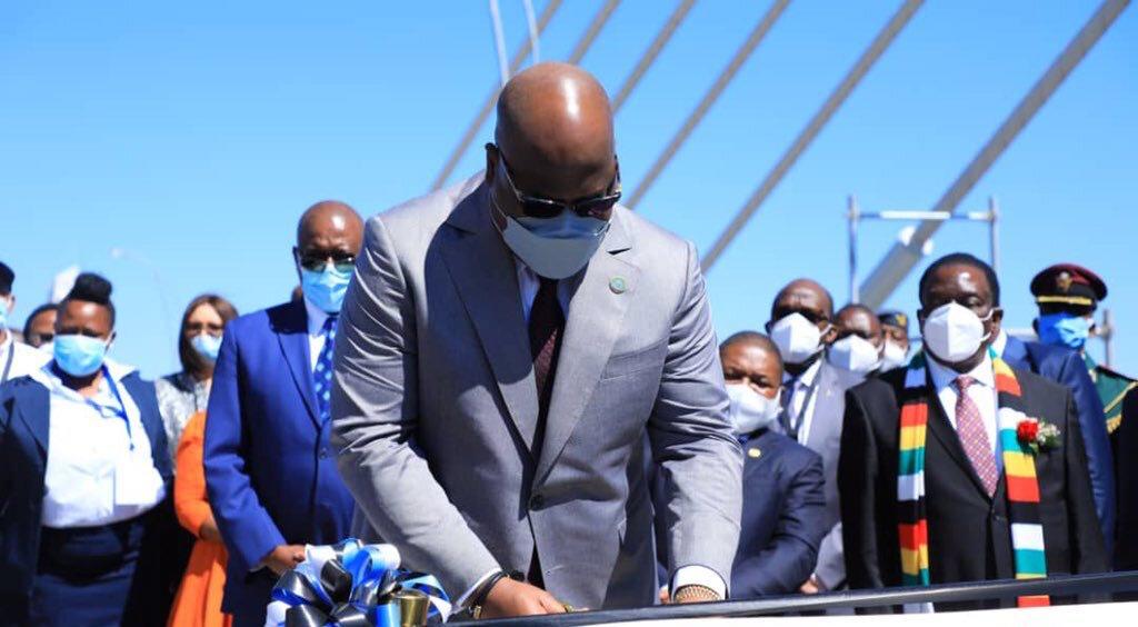 Les droits de péage retardent la construction de la route entre la RDC et  la Zambie